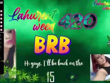 [08-11-20] lahurent_weed420 record public show video from Chaturbate