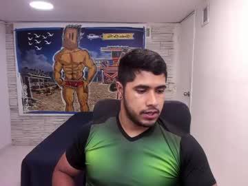 [17-09-20] santiago_huntt record blowjob video from Chaturbate
