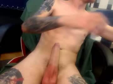 [02-09-19] huge_cock21 toying