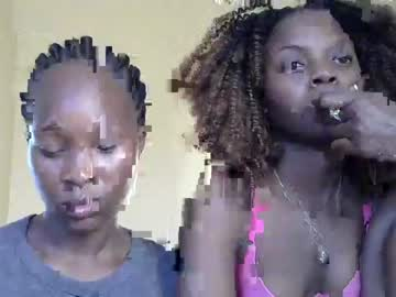 [20-10-20] black_beauties private show video from Chaturbate.com