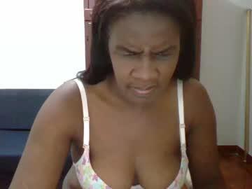 [09-11-18] amazing_black_woman chaturbate public show video