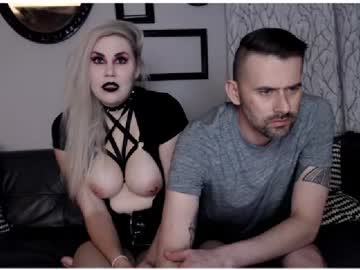 [20-08-19] gothdollcouple private sex video from Chaturbate.com
