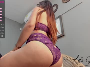 [16-02-21] lili_ginger record private XXX video from Chaturbate