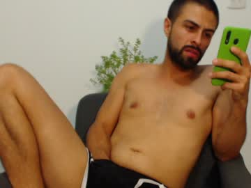 [26-05-20] mateo_lat record private webcam from Chaturbate