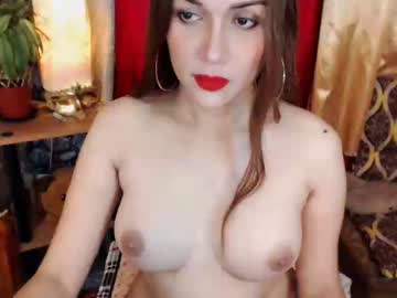 [12-06-19] princessxxtranny show with cum from Chaturbate