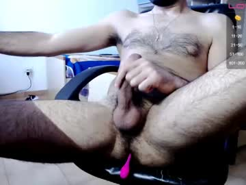[09-05-21] shyhairyguy record private XXX show