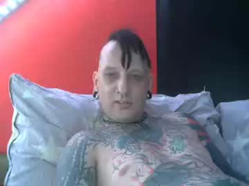 [12-08-20] freakytattooed_123 video with dildo from Chaturbate