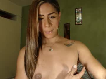 [10-04-19] sandy_doll_ts show with cum
