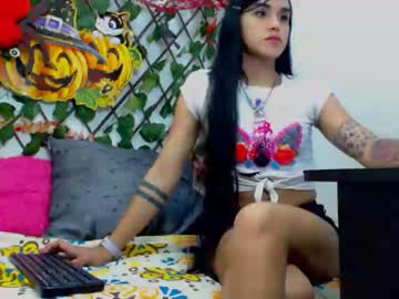 [22-10-19] sexydevil_ts private XXX video from Chaturbate
