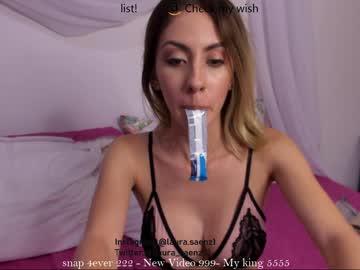[22-10-18] laurasaenz_ cam video